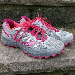 Saucony Excursion TR Trail Running Sneakers 8